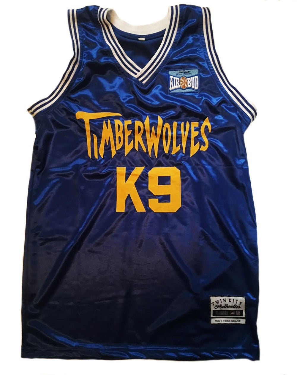 Image of Custom Air Bud BBall Jersey