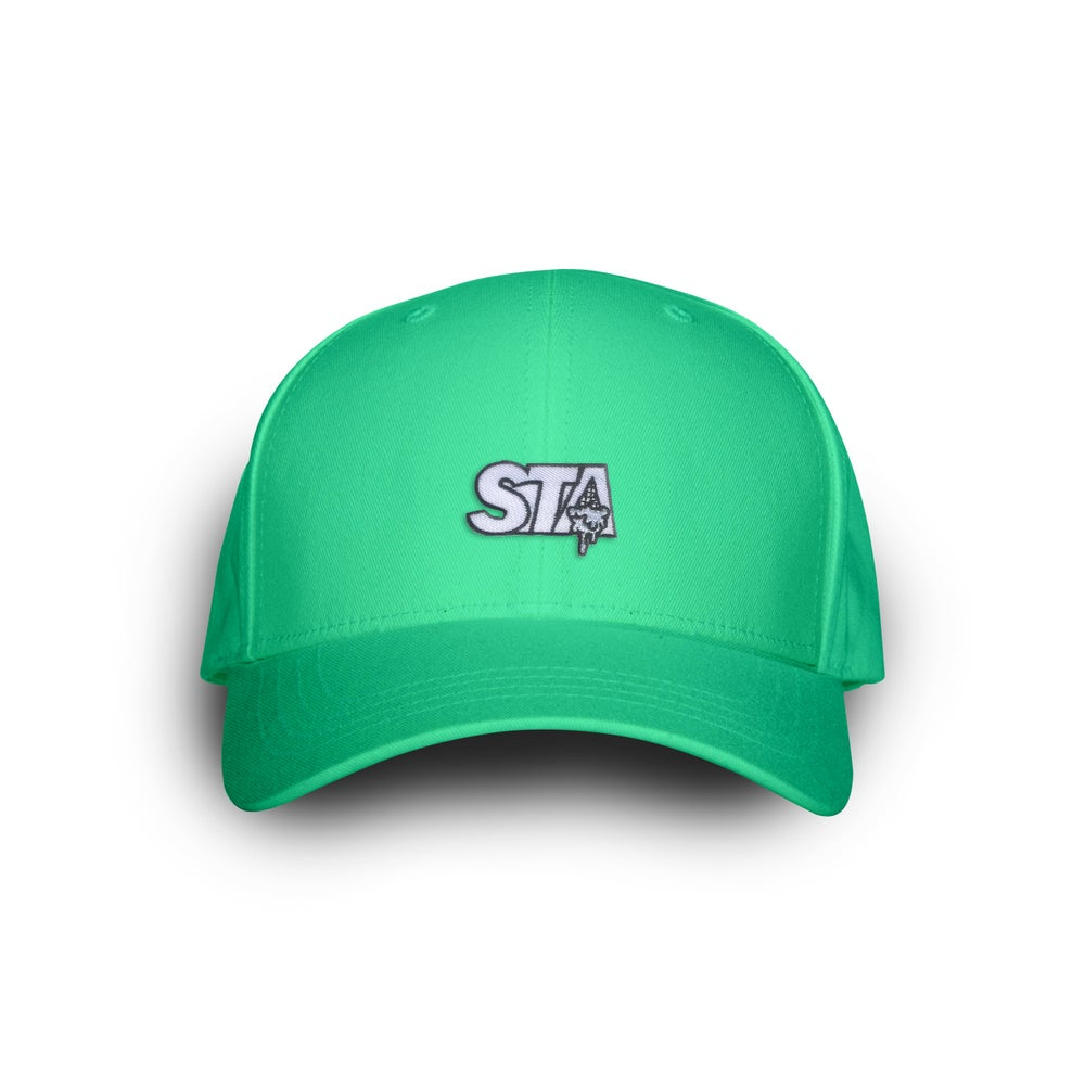 Image of STA Drip Mint Dad Cap