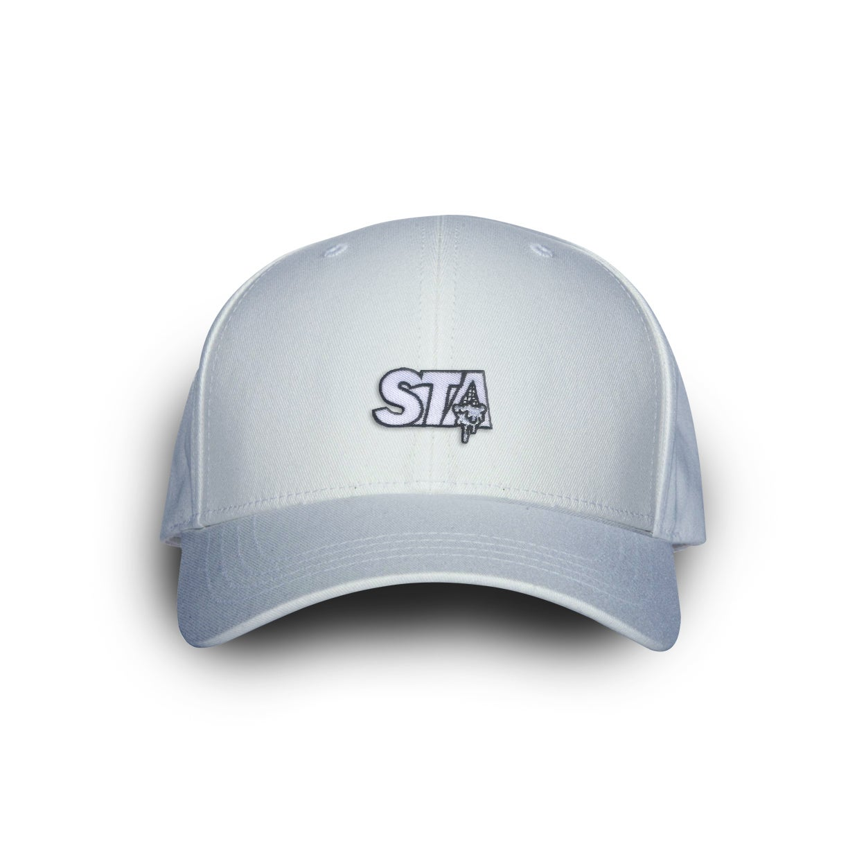 Image of STA Drip White Dad Cap