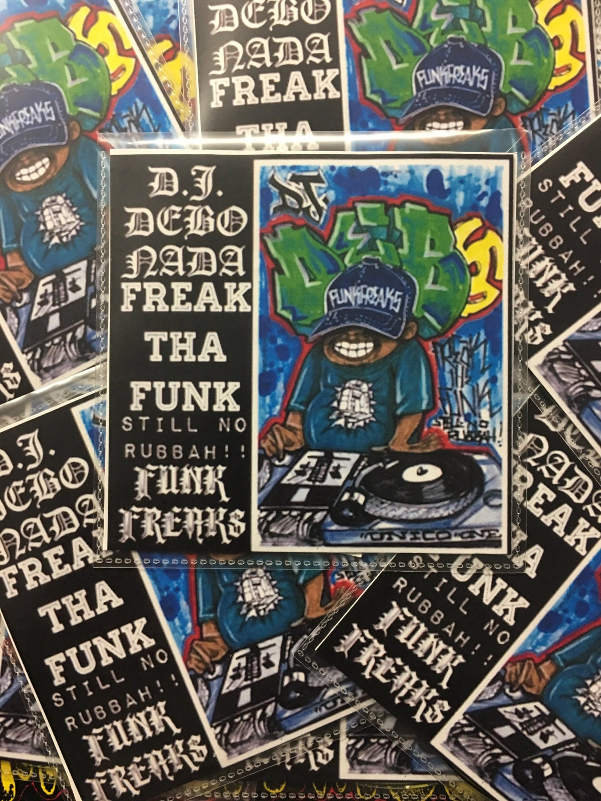 Funkfreaks Freak The Funk