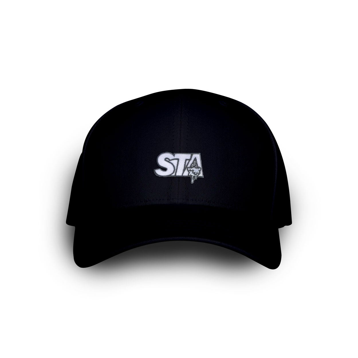Image of STA Drip Black Dad Cap