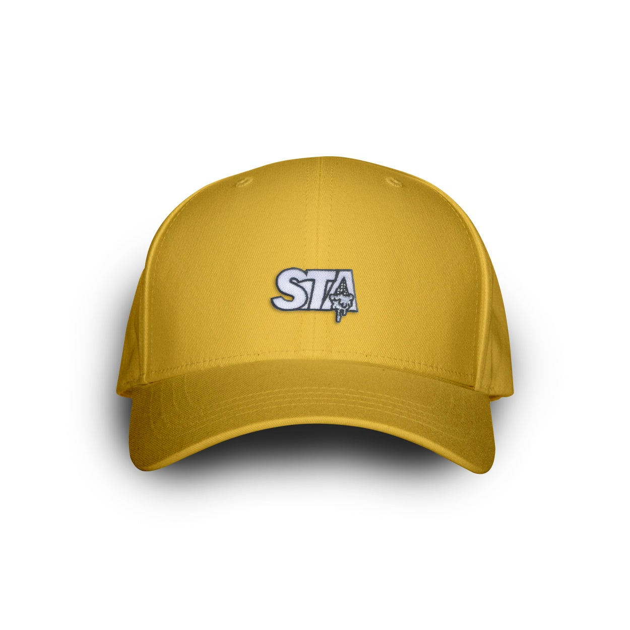 Image of STA Drip Yellow Dad Cap