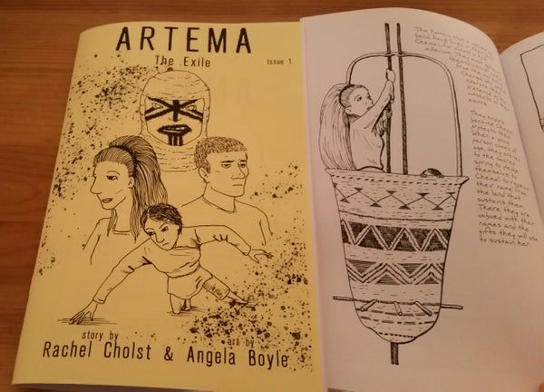 Image of Artema #1: The Exile