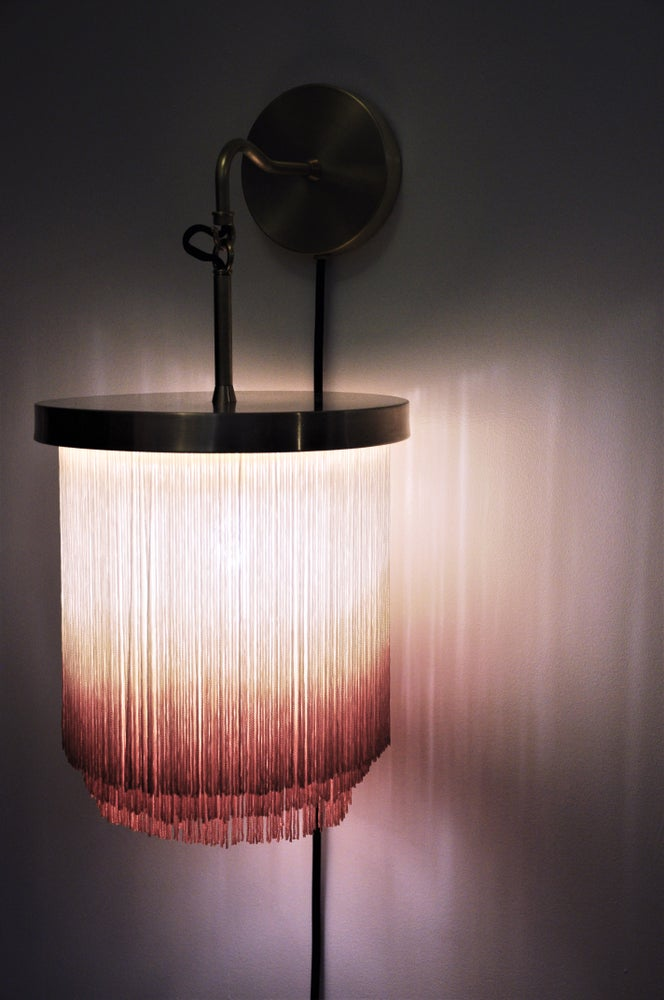 Image of FRINGE SCONCE
