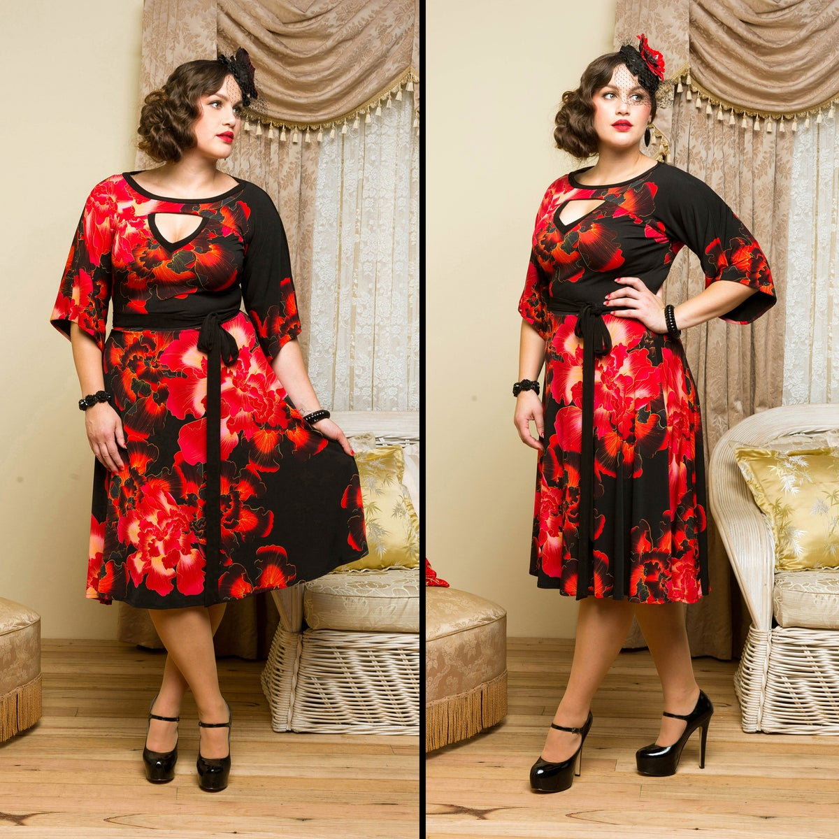 Image of SHANGHAI SLIPOVER DRESS (other options available)