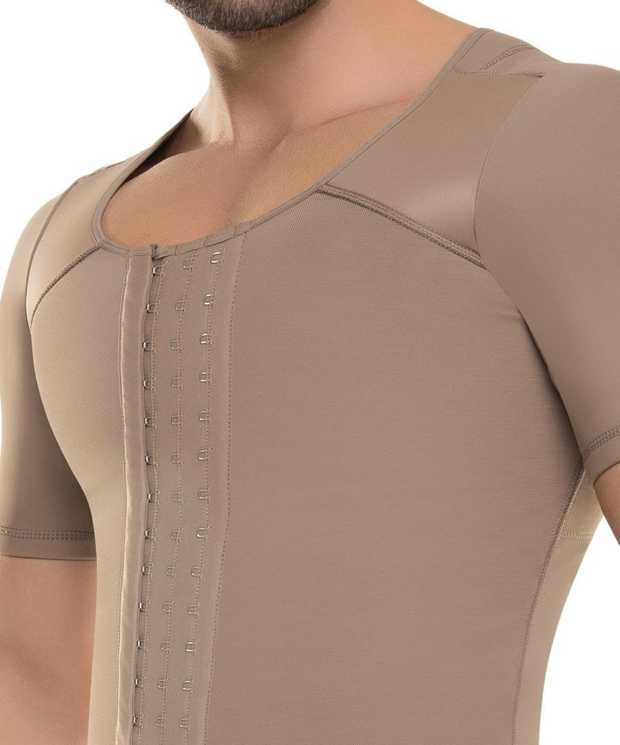 Image of 481 - Men's Arm and Abdomen Control Shirt