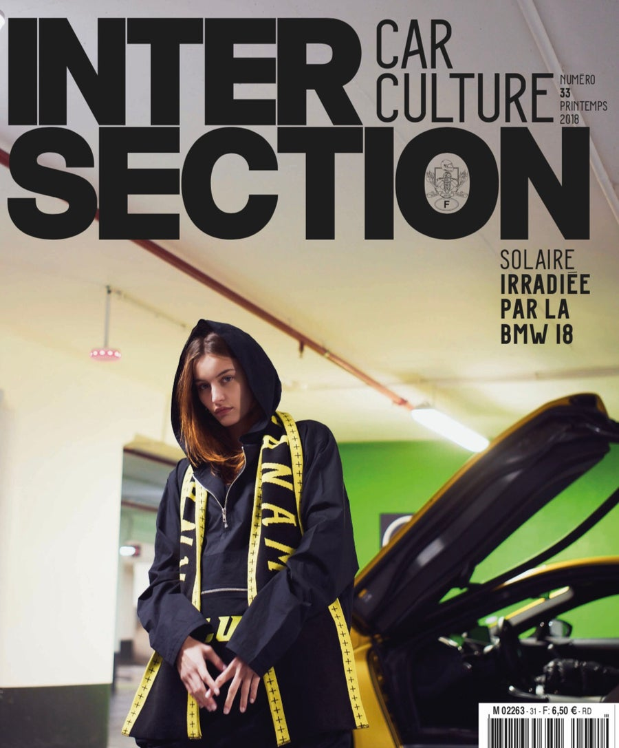 Image of Intersection - Exclusive Cover w/ Lena Simonne