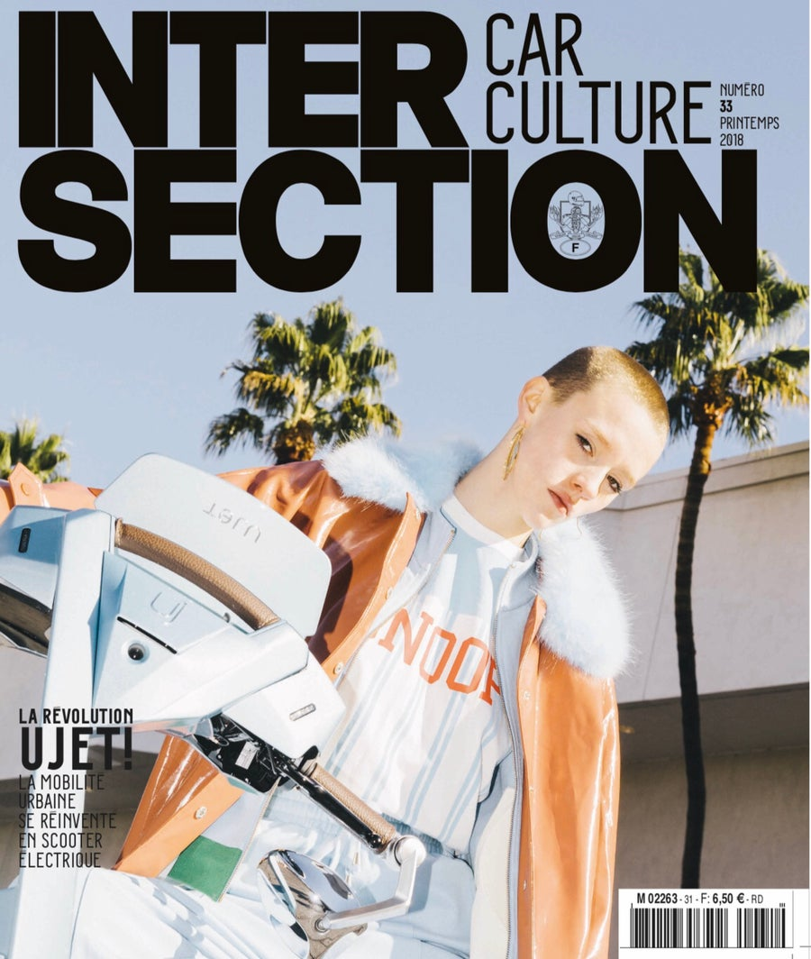 Image of Intersection - Exclusive Cover w/ Ujet