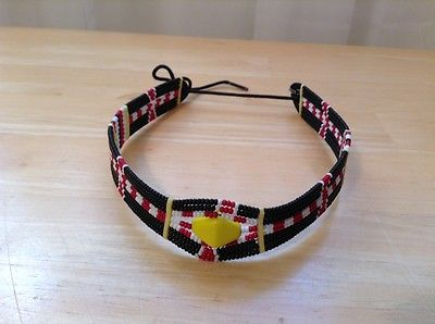 Image of Arena Maasai choker necklace