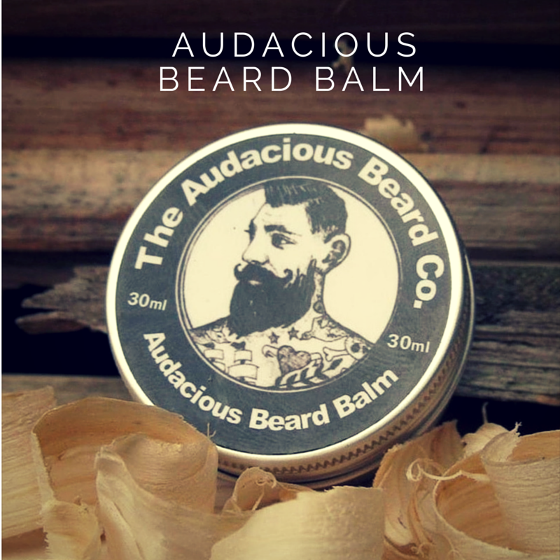 Image of The Audacious Beard Balm - The Audacious Beard Co