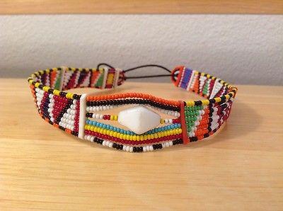Image of Olmara Maasai Choker necklace