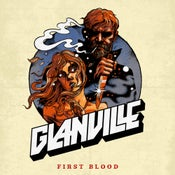 Image of Glanville - First Blood LP