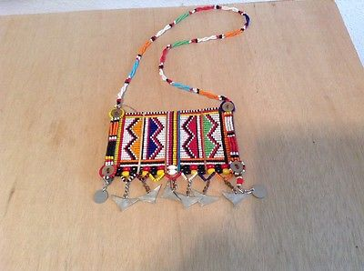 Image of Arena  Moran Tribal Warriors Necklace