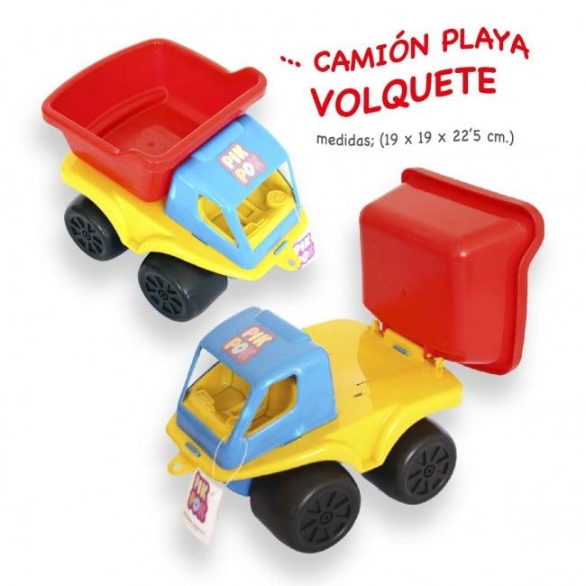 Image of Camion de juguete con mas de 30 luces de varios colores. Juguete perfecto para los peques de la casa