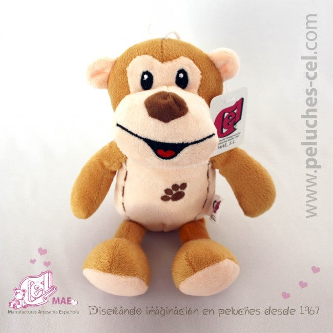 Image of Este precioso mono en formato peluche es la cosa mas bonita que podrás encontrar en todo internet