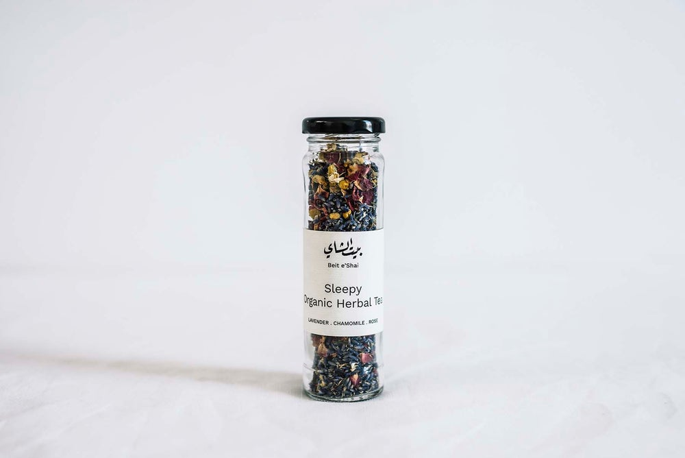 Image of Sleepy Organic Herbal Tea