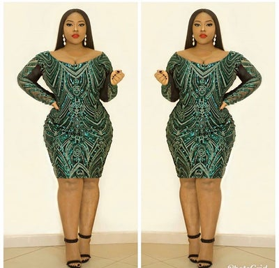 Green Gem - Plus Size Fashionz