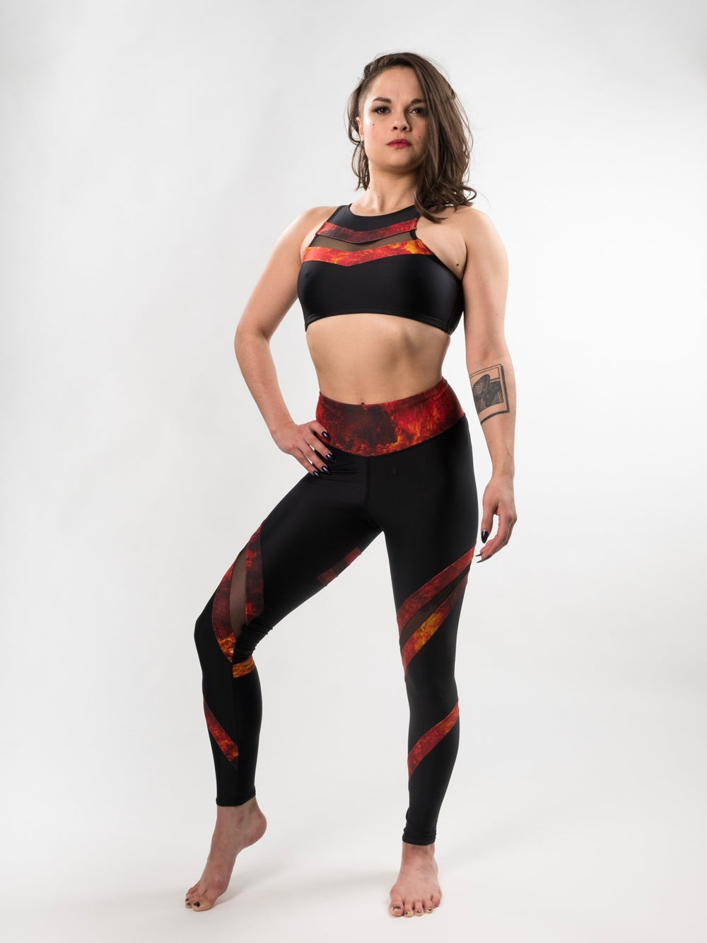 "Image of Ember ""Essence"" Leggings"