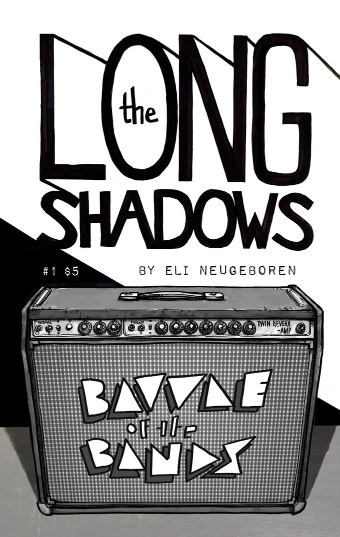 Image of The Long Shadows