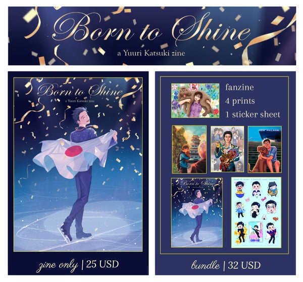 Image of Born to Shine (PDF)