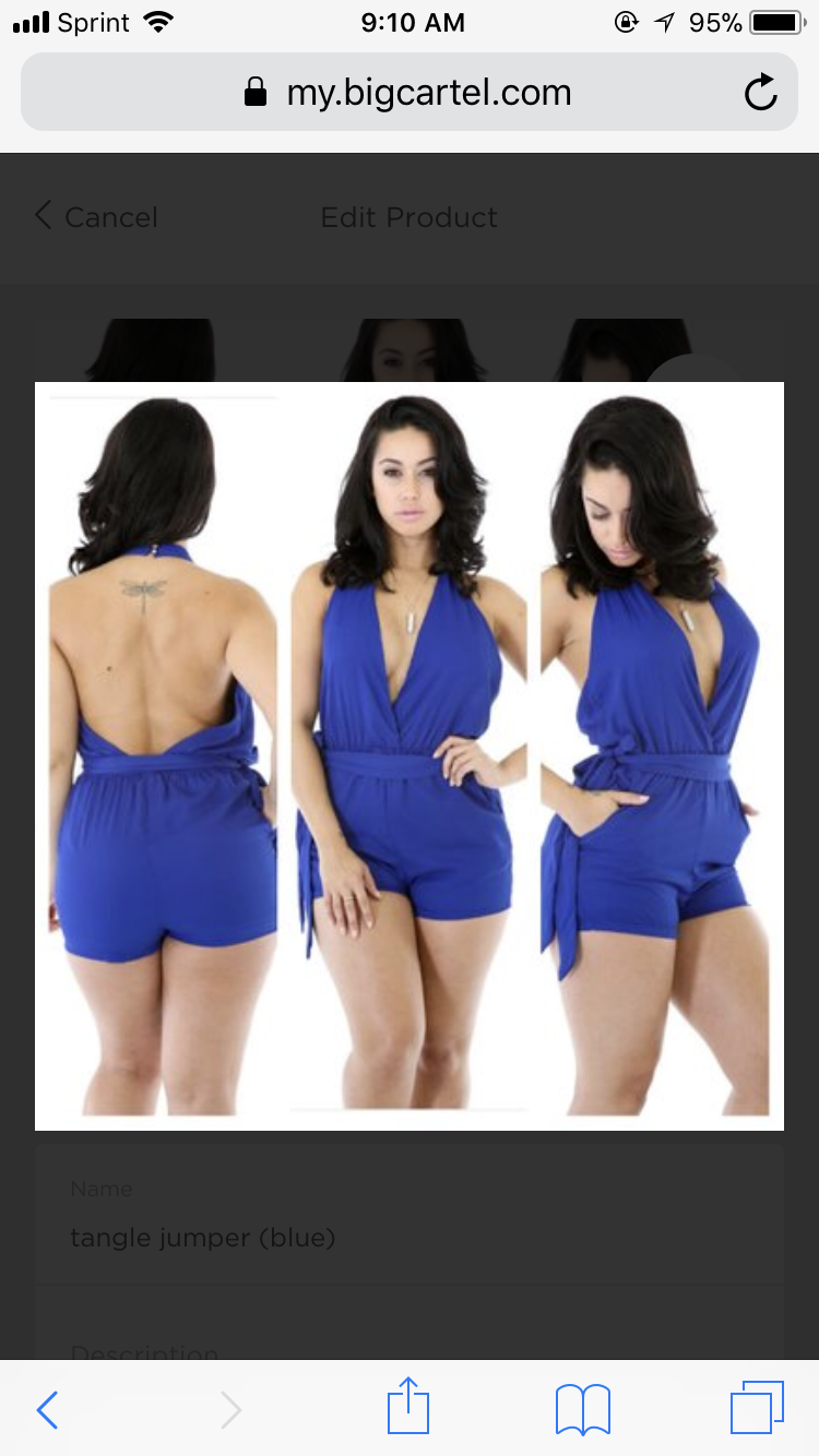 Image of Cage romper
