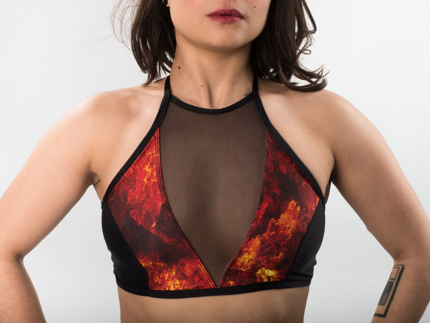 "Image of Ember ""Valkyrie"" Top"