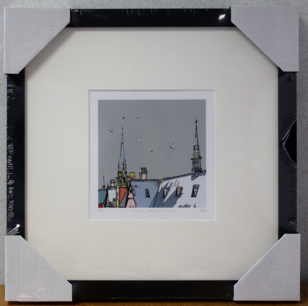 Image of Limited Edition Print: The Rooftops