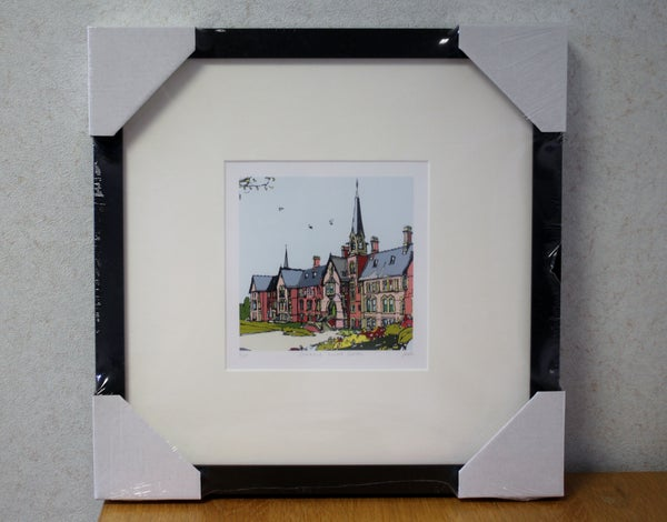 Image of Limited Edition Print: The Main Building