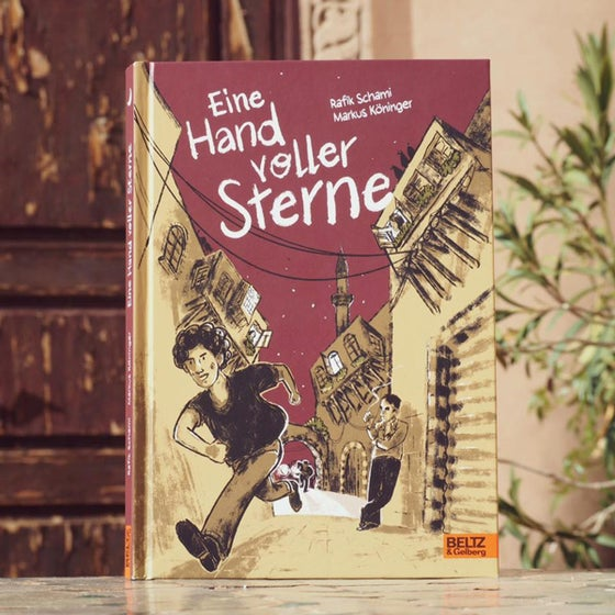 Image of Eine Hand voller Sterne - Graphic Novel