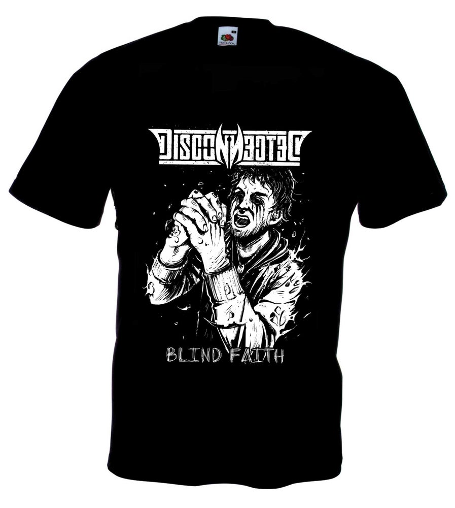 "Image of Limited Edition T-Shirt ""Blind Faith"""