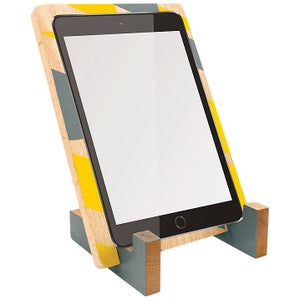 Image of Wooden Tablet Holder