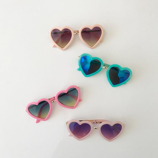 Image of Spring/Summer Heart Sunnies