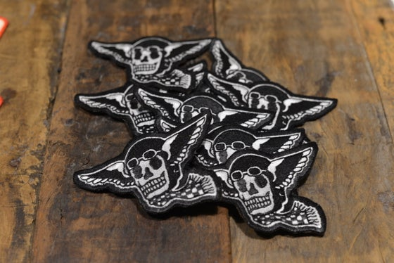 Image of Patch & Sticker Pack #1