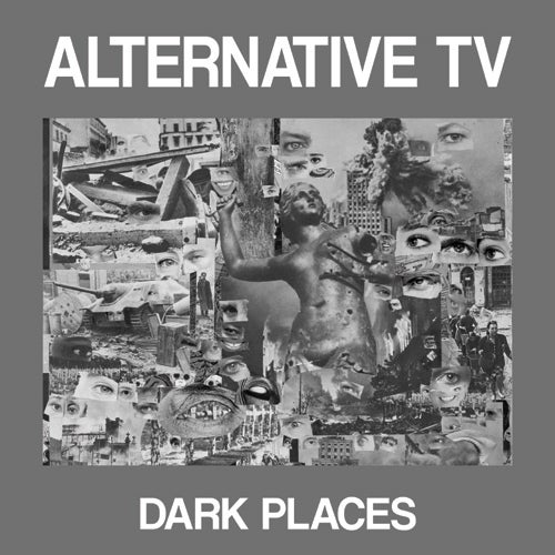 Image of Alternative TV 'Dark Places' 12""