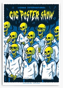 Image of Vienna International Gig Poster Show 2018
