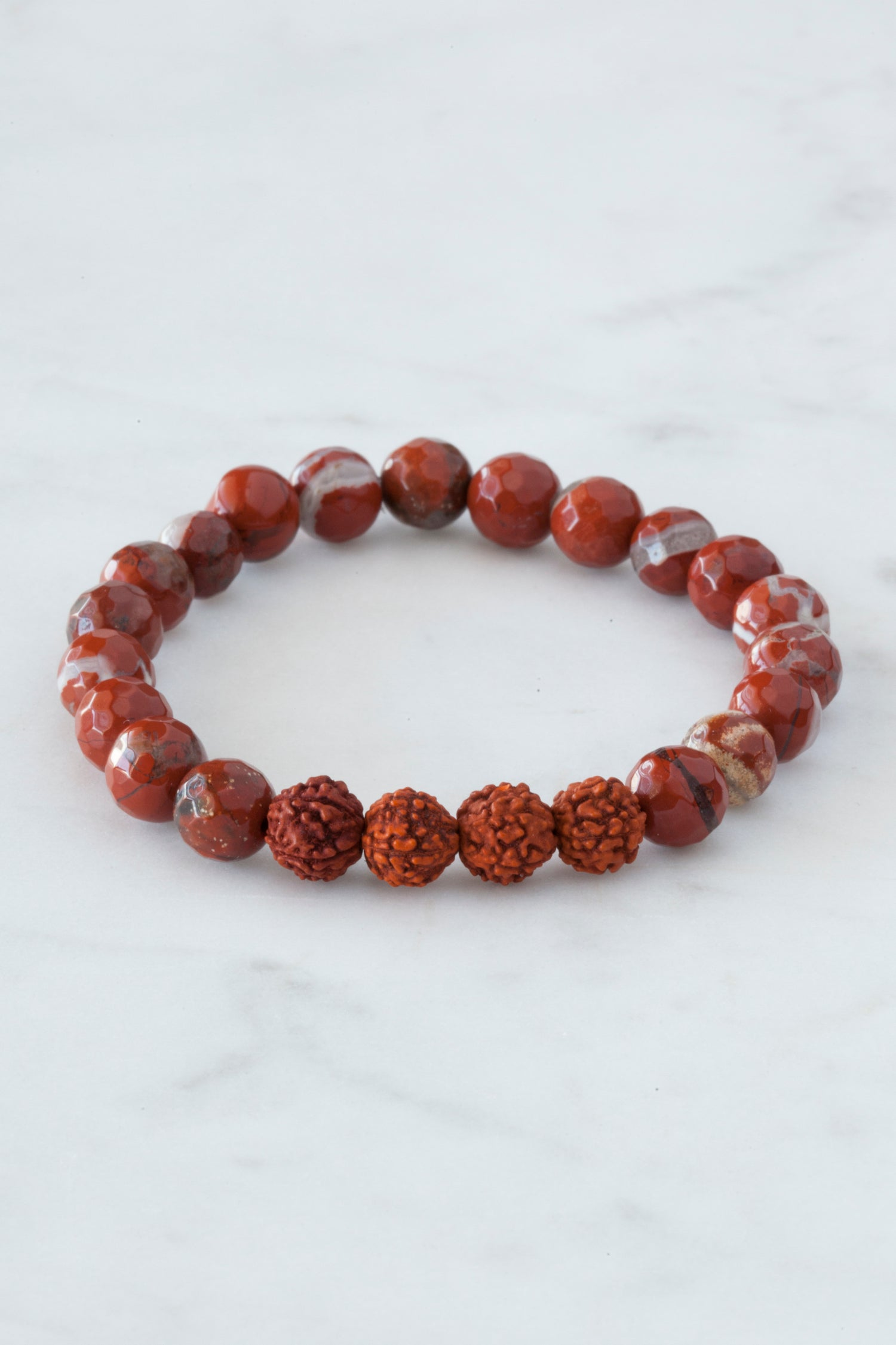 Image of Poppy Jasper Bracelet