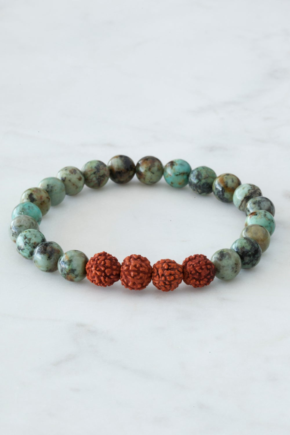 Image of African Turquoise Bracelet