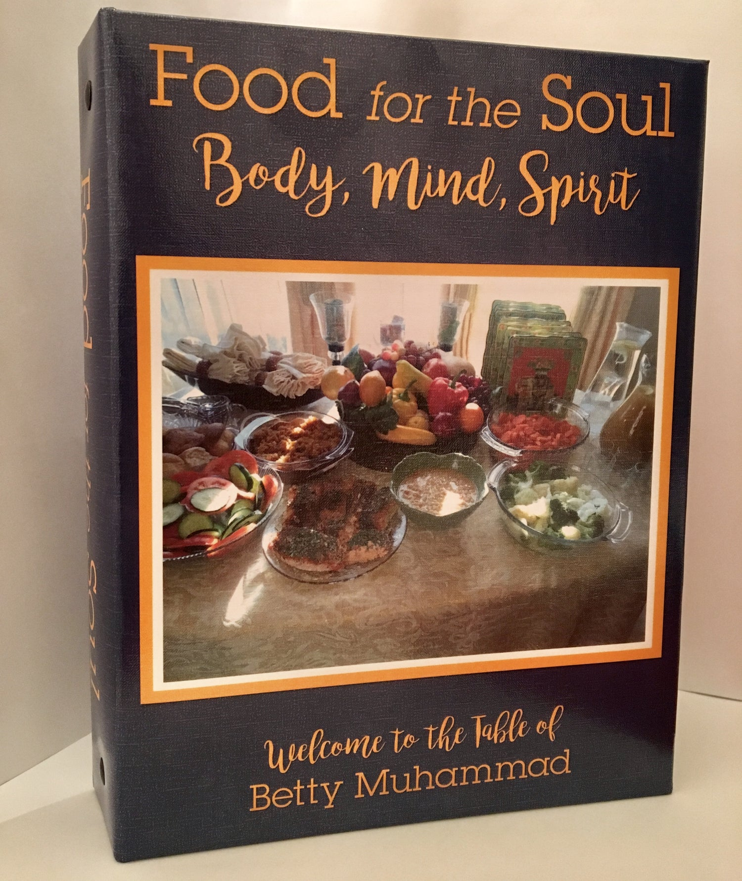 Image of Food for the Soul: Body, Mind, Spirit
