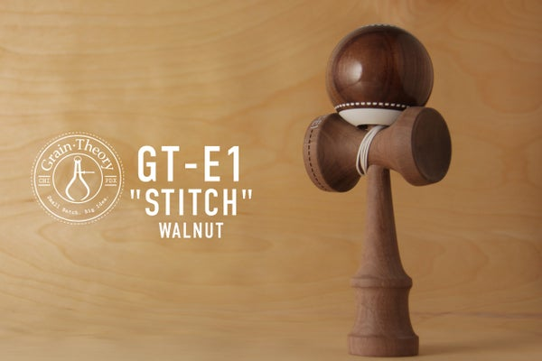 "Image of GT-E1 ""STITCH"" Walnut"