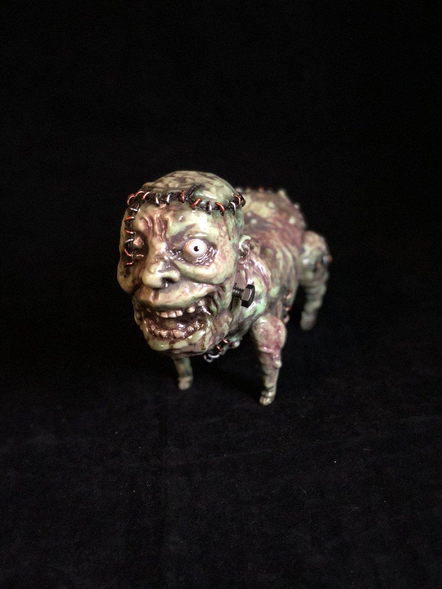 Image of Frankenstein PigPigMan 1-off