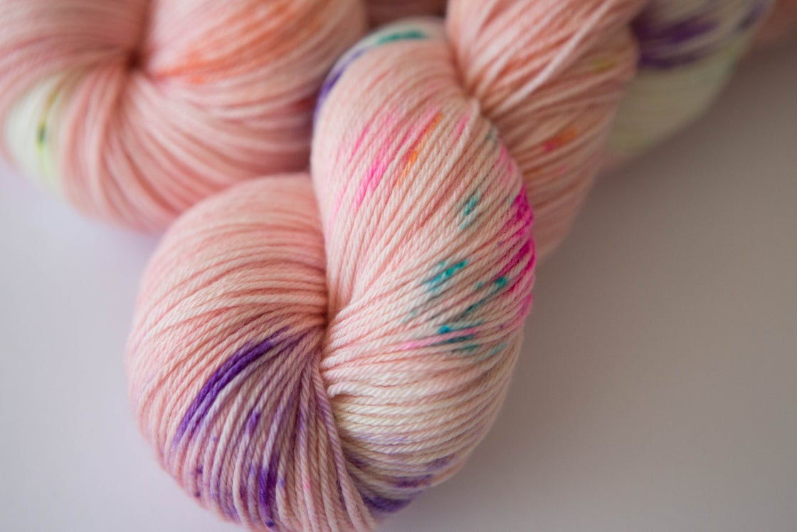 Image of Cuddly Sock - Sugar Butterfly