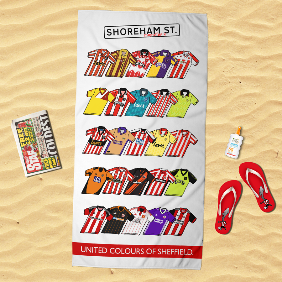 Image of United Colours - Beach Towel