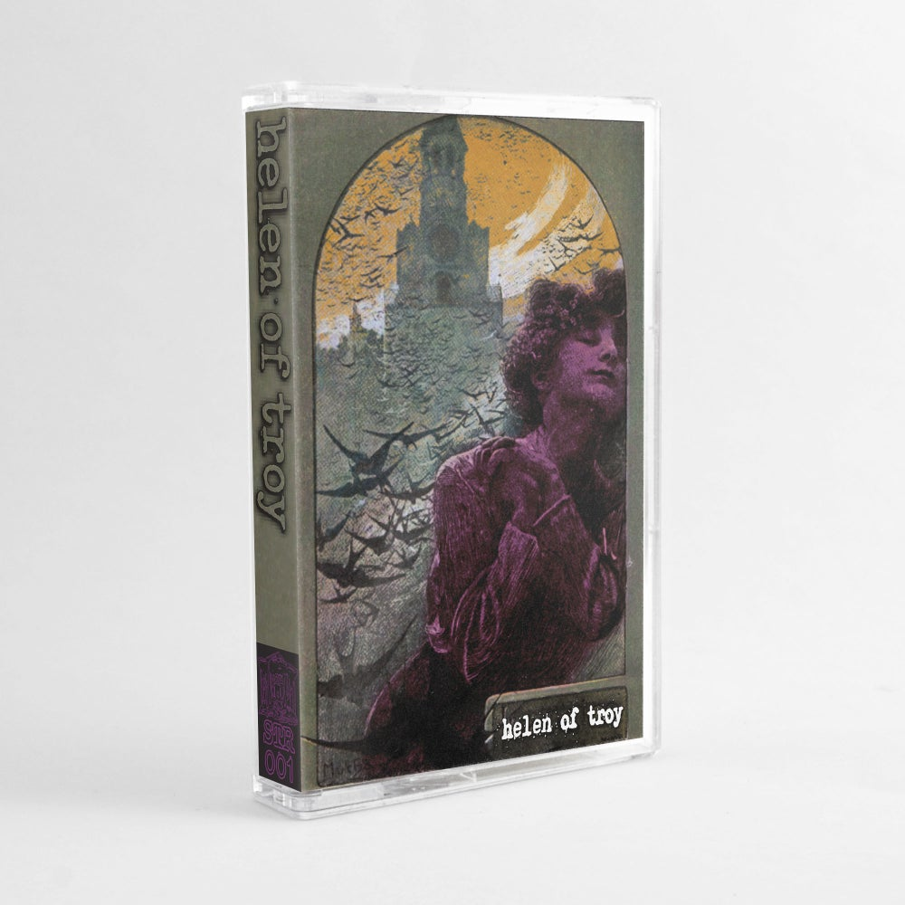 Image of STR-001 Helen of Troy Cassette Limited to 100 hand numbered