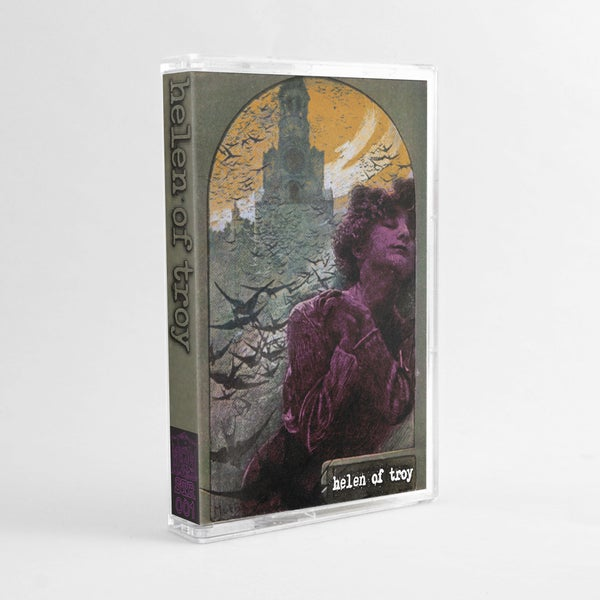 Image of STR-001 Helen of Troy Cassette Limited to 100 hand numbered Pre-Order