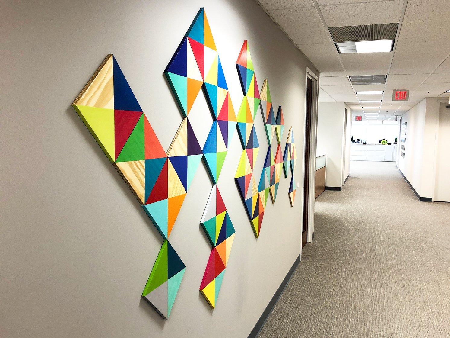 marvelous 3 D Wall Art Part - 12: ... Image of u0027FOLLOW YOUR BLISSu0027 | Wood Wall Sculpture | 3D Wall Art ...