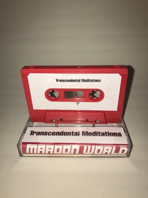 "Image of "" Transcendental Meditations"" by Maroon World for Bunny Jr."