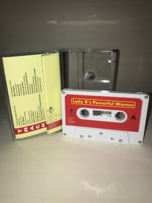 "Image of "" Powerful Woman: Woman Fronted music from Jamaica "" by Lady R for Bunny Jr."