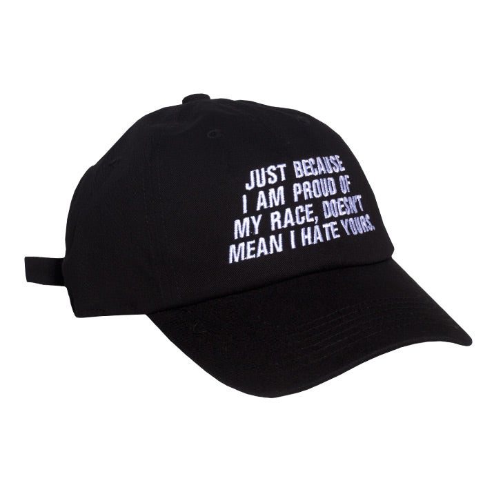 Image of Just Because Dad Hat