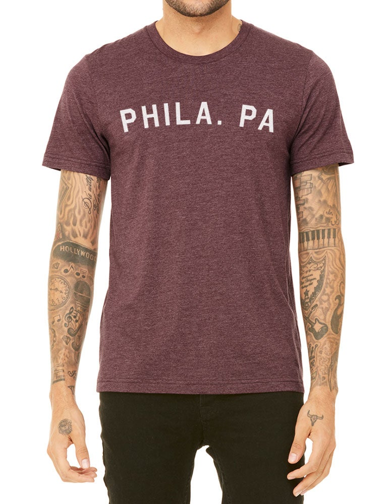 Image of Phila PA 80's Baseball T-Shirt