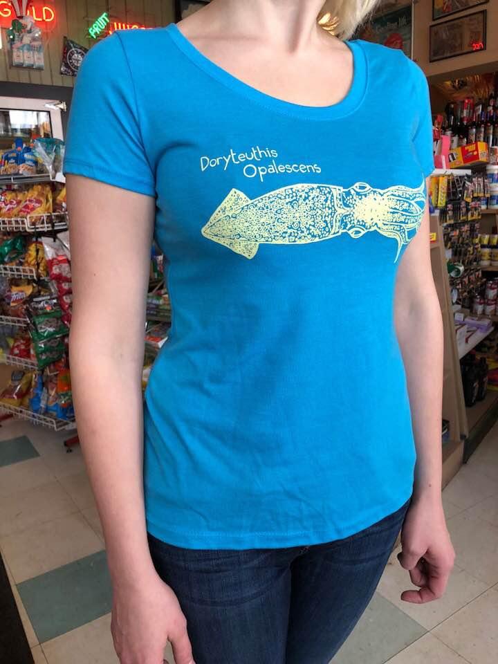 Image of Market Squid Tshirt